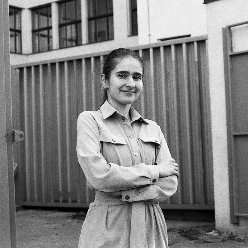 Анастасія Боженко
